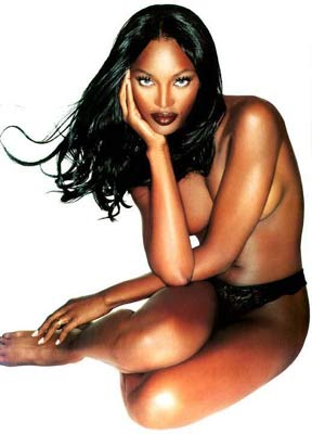 Photos de fille nue noire